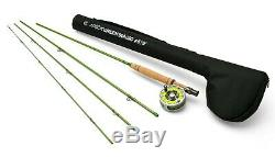 #5 Guide Kit Highest-Quality-Available Fly Rod Combo by Z. Mark Fly Gear