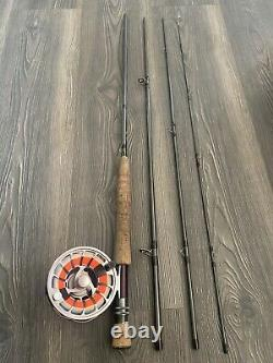 6/7 wt fly rod and reel combo