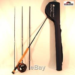 9' 8wt Fly Rod & Reel Combo 4pc Catalyst Fast Shipping New