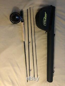 Airflo 9 Ft 5 Wt Flyrod And Reel Combo