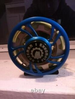 Bozeman Flyworks The PATRIOT 5/6 Fly reel with line