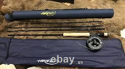 Brand New 9 8wt fly Rod And Reel combo By Airflow UK