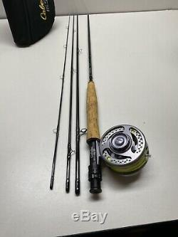 Cabela's RLS+ 8.5'/ 4wt Combo Fly Rod and Reel with Line included