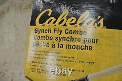 Cabela's Synch/RLS Fly Combo 908