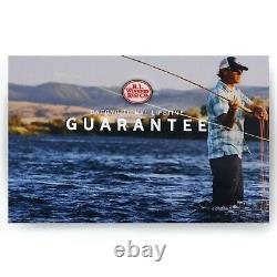 Combo R L Winston Pure 10 FT 4WT Rod and Bauer SST4 Reel FREE 2 Day Shipping