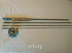 Custom 3wt fly rod, reel, and floating line
