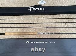 Echo Compact Spey Two Handed Fly Rod 12 8wt Combo With Reel & 2 Airflo Spey Lines