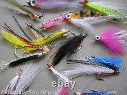 FLY FISHING SALT OUTFIT rod, reel, line, backing, leader, box flies, travel tube