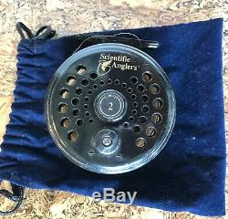 Fly Fishing COMBO G LOOMIS 8-6 FLY ROD & SCIENTIFIC ANGLERS Concept 2 Fly Reel