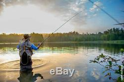 Fly Fishing Rod and Reel Outfit Combo Kit 7' 6 3Wt New 2019 Model Line Redesign