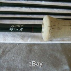 Fly fishing rod combo R. L. Winston 9' 5 piece 8wt and Ross Reel EVOLUTION 3.5