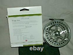 GOTURE Game Trout Salmon Fly Fishing Reel & Shakespeare Line Combo #9/10