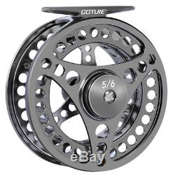 Goture Fly Fishing Rod Combo 2.7M Fly Rod CNC-machined Large Arbor Fly Reel