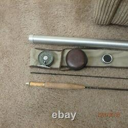 Graphit Fly Rod, 3/4 wt 7 ft 2pc, plus Orvis CFO1 Reep withSpare Spool, MORE
