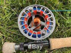 Greys gr60 fly rod And Reel Combo