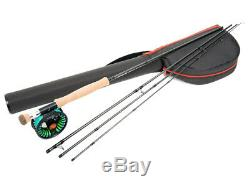 Guideline Laxa Seatrout 9'6ft AFTM #7 Reel Rod Combo Fly fishing NEW 2018
