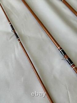 H-I Utica 1300 Horrocks-Ibbotson 80 Thermo Weld Rod And Reel Fly Fishing Combo
