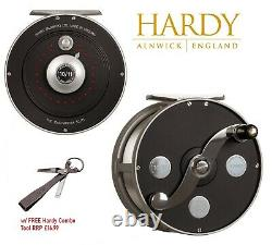 Hardy Cascapedia Classic Fly Fishing Reel Trout / Salmon Reels + FREE Combo Tool