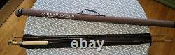 Headwaters Bamboo fly rod and Hardy light reel