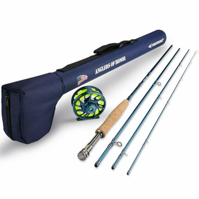 Kastking Anglers Of Honor Fly Fishing Rods & Combos Kit Fly Rod Fly Fishing