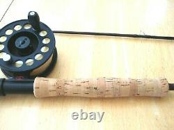 LL BEAN LL SW 9 Weight + REDINGTON RS2 9/10 Reel withWF9I Clear Camo Line-NEW