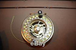 NEW! Orvis Combo-Access 909 tip flex with Hydros V Reel