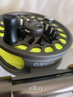 New Orvis Encounter 5WT 9' Fly Rod Outfit Combo
