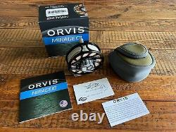 New Orvis Helios 3f 5-weight 9' Fly Rod + Mirage Lt II & Line Outfit $1457 Msrp