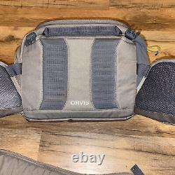Orvis 2021 Fly Fishing Guide Hip Pack 25FY And Fly Box Combo