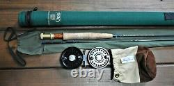 Orvis 7' 6 4 wt. Silver Label SF with SA System 2 Reel Fly Fishing Combo