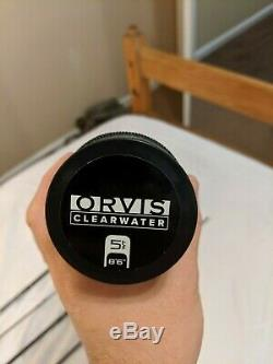 Orvis Clearwater 8'6 5 wt and Clearwater reel combo