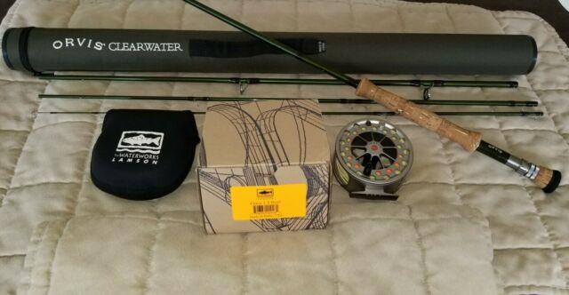 Orvis Clearwater/lamson Guru 9-weight Complete Fly Fishing Combo