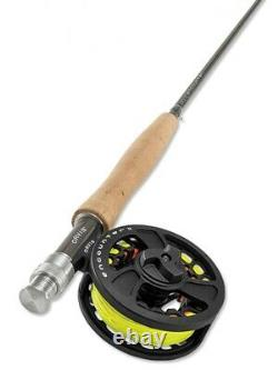 Orvis Encounter 8'6 5wt Outfit 8'6 5 WT 4Pc Combo FREE Shipping
