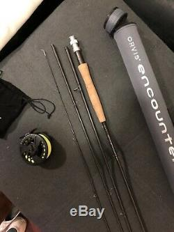 Orvis Encounter 905-4 9ft 5wt Rod and Reel Combo Used for 1 weekend