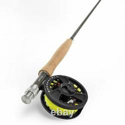 Orvis Encounter Fly Rod Outfit 9' 6wt, 4pc Kit NEW
