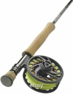 Orvis Encounter Outfit 908-4 9' Ft 8 Weight 4 Pcs Fly Rod & Reel Kit