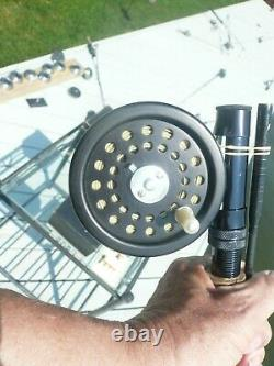 Orvis Green Mountain 1 Beauty On 105 Two Piece Fly Rod Combo Excellent Readtext