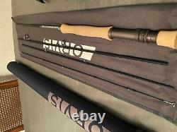 Orvis recon 8 wt fly rod with hydros reel