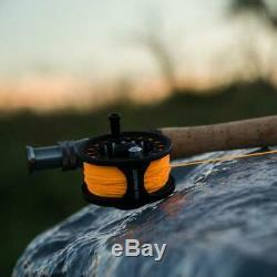 Osage River Prospect Complete Fly Fishing Rod and Reel Combo Pkg-5/6 9ftLength