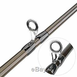 PLUSINNO Fly Fishing Rod And Reel Combo, 5/6 9Lightweight Ultra Portable Graphite