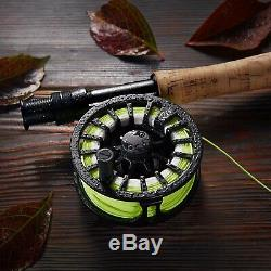 Piscifun Fly Fishing Rod and Reel Combo Fly Fishing Complete 5/6 Starter Pack