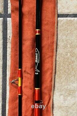 Rare Harnell 646R 7' 6 Fly/Spin Combo! Rod Calif Rare Piece v1950's