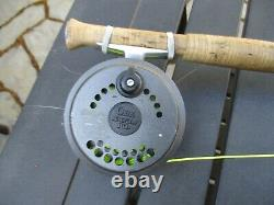 Rare Vintage Orvis Gold Eagle Fly Rod and Madison Reel combo