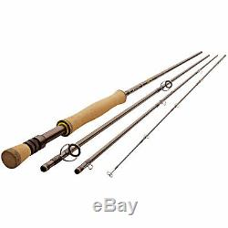 Redington 586-4 Path Outfit 5 WT 8.5 Foot 4 Piece Fly Fishing Rod and Reel Combo