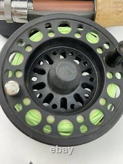 Redington 590-4 Weight Path Outfit Combo Classic Angler Fly Fishing Rod Reel