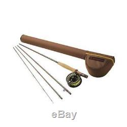 Redington 590 5 Weight Path II Outfit Combo Classic Fly Fishing Rod (Open Box)