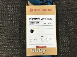 Redington 5-5025K-990-4 Crosswater Fly Fishing Outfit Fly Fishing Rod