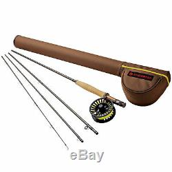Redington 990-4S Saltwater Fly Fishing Rod and Reel Combo (Open Box)