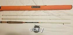 Redington Butter Stick With Phlueger Medalist And Orvis Superfine Line