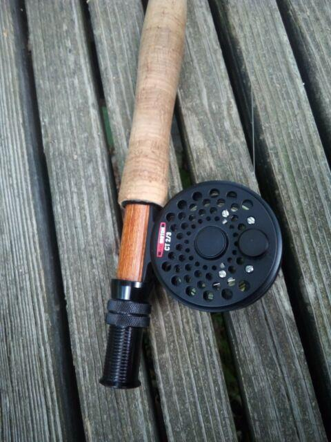 Redington Ct 2/3 Fly Reel Ultra Lite Combo With 5'6 3 Weight Onyx Fly Rod